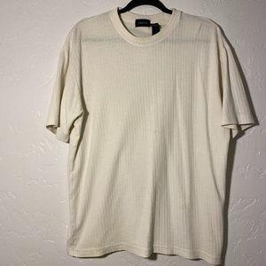 Claiborne men's pullover shirt, size large.